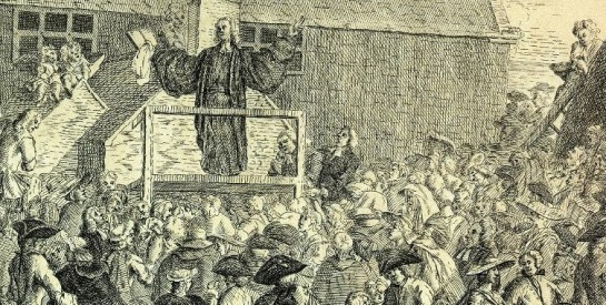 George Whitefield, the Evangelist